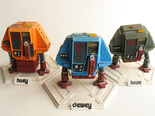 Toys from Silent Running