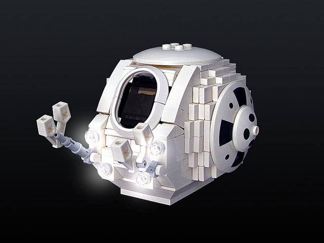 2001 A Space Odyssey Lego