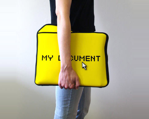 Five Unusual Laptop Cases