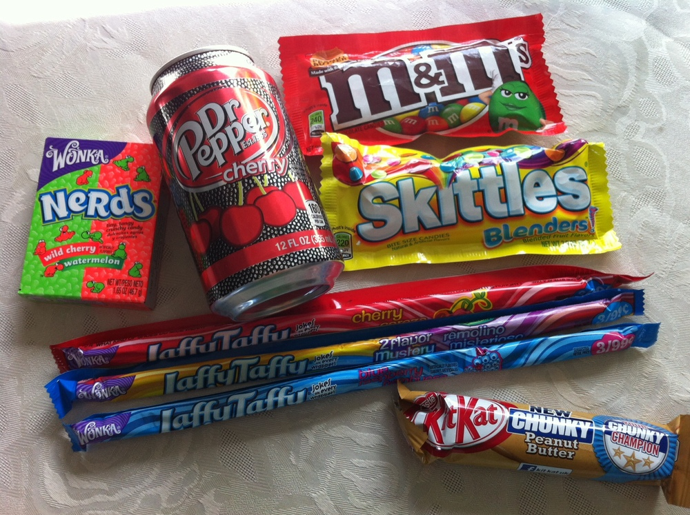 American Candy Haul, Curious Candy, Bangor N.I. — The ...