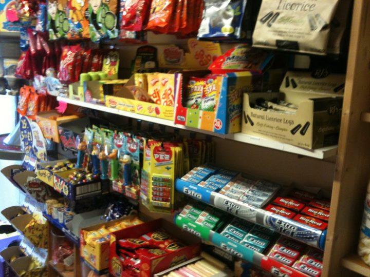 American Candy Haul, Curious Candy, Bangor N.I.