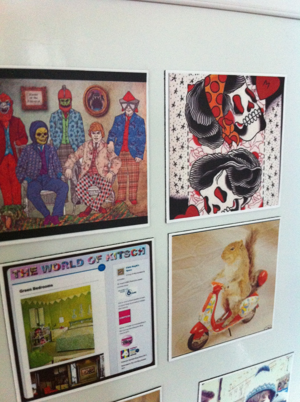 Turn Your Fridge Into an Instagram Feed with 15% off at Stickygram for The World of Kitsch Readers