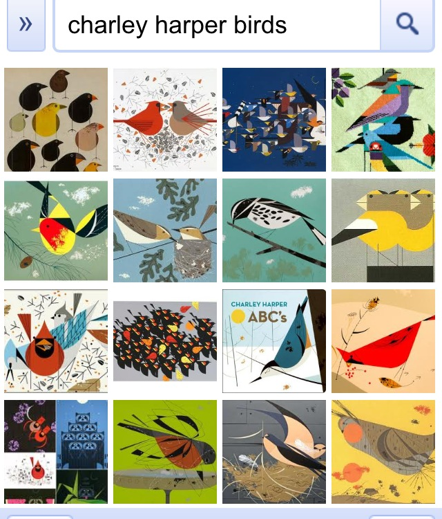 Ikea Does Charley Harper Birds