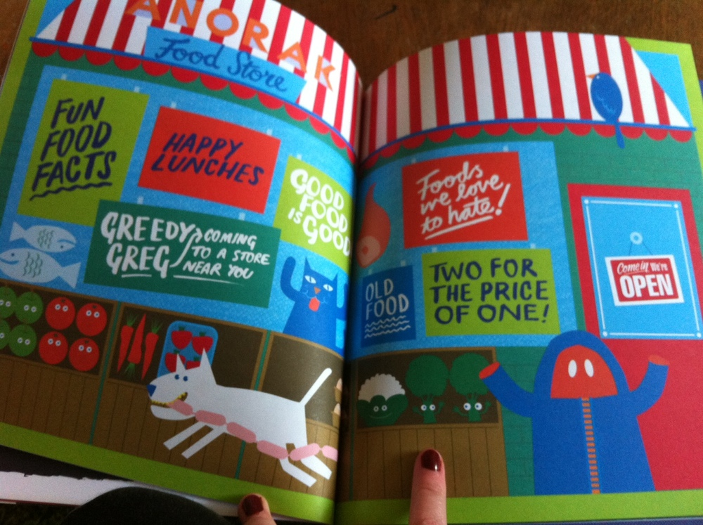 Anorak Magazine- Get Your Kids Into Stylish Graphic Design, Without Them Even Knowing.