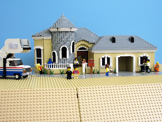 Lego Arrested Development