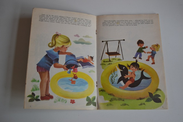Beautiful Vintage Children's Book Illustrations