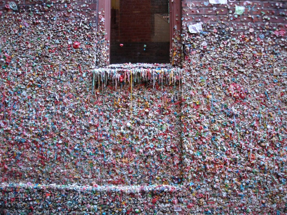 Bubblegum Alley, San Luis California
