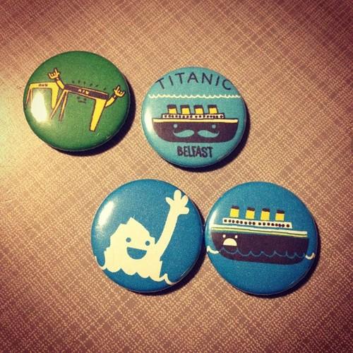 Tee & Toast's Titanic Tweeness