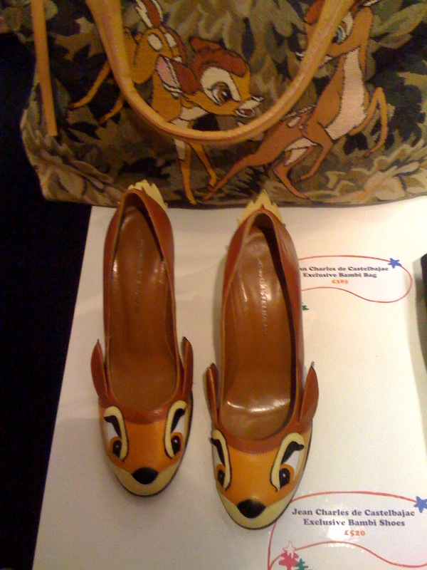 Disney Bambi Shoes