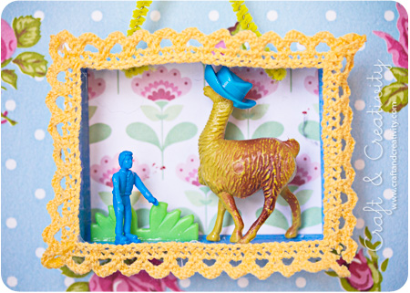 Teeny Tiny Kitsch Matchbox Dioramas