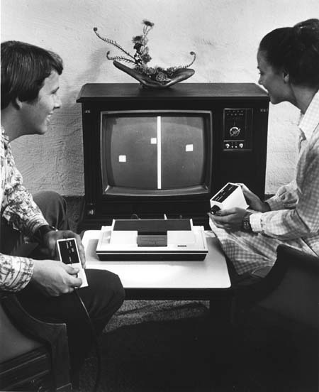 The Earliest Home Gaming Consoles, Pong & More