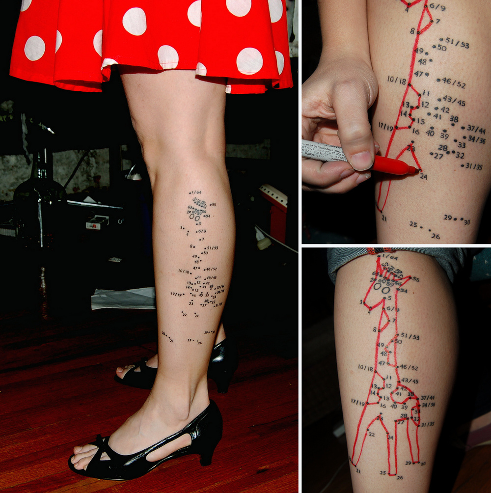 Connect the Dots Tattoos