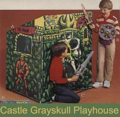 Castle Grayskull Tent