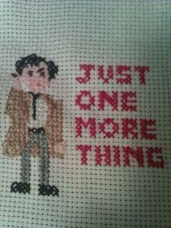 Pop Culture Cross Stitch - Redhead Thread