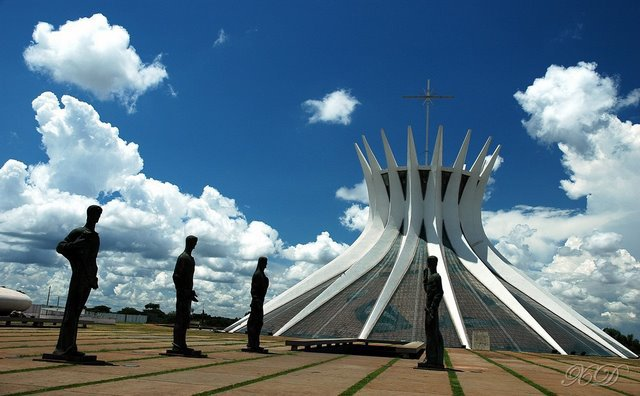 Unusual Churches & Church Sculptures