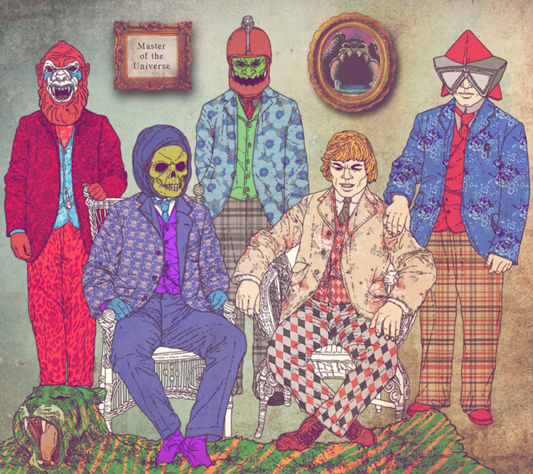 Hipster He-Man