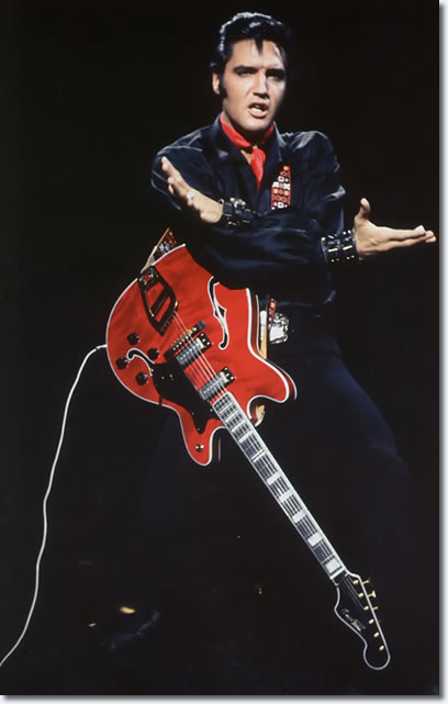 Grab a Guitar like Elvis's