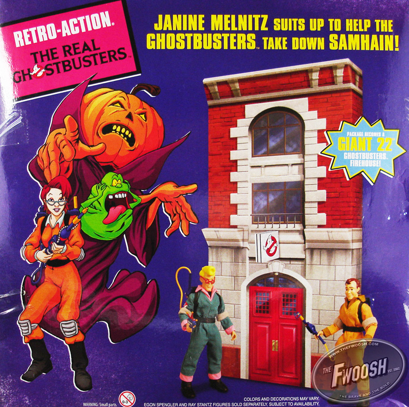 Janine Melnitz, Ghostbusters' Style Icon
