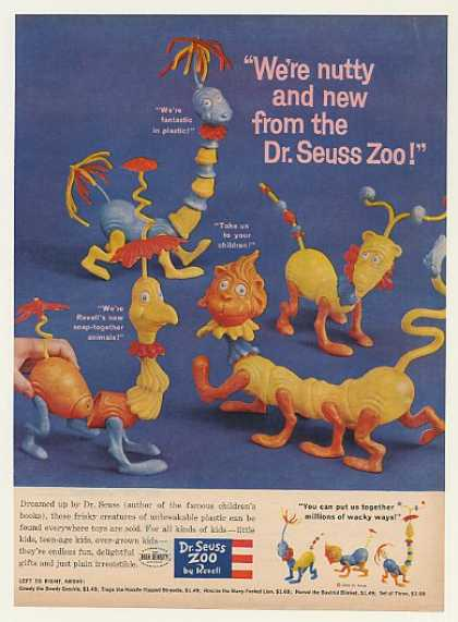 The Dr. Seuss Zoo