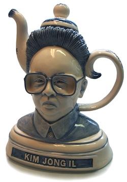 Charles Krafft's Hitler Teapot