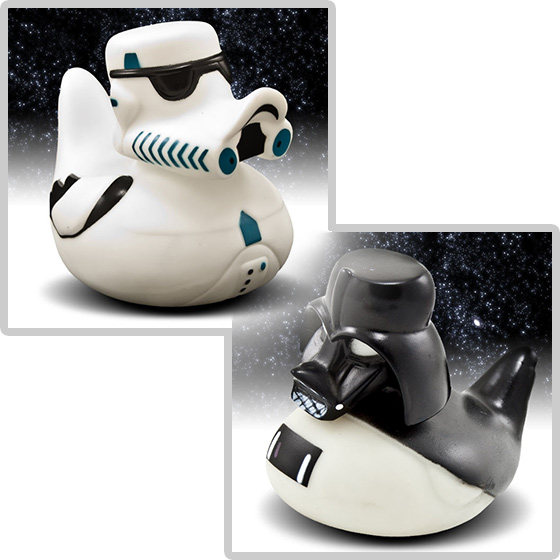 Star Wars Rubber Ducks