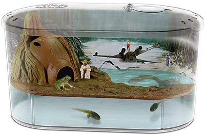 Star Wars Fish Tanks ((Star Wars))