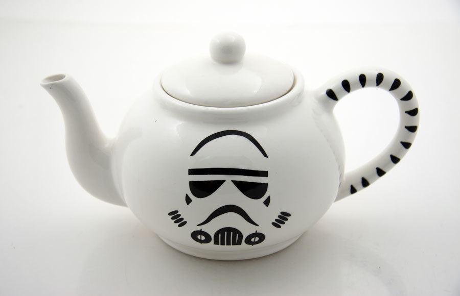 Star Wars Teapots