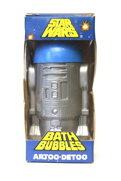 Vintage Star Wars Bubblebaths