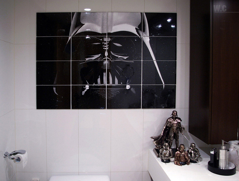 Star Wars Bathrooms Day