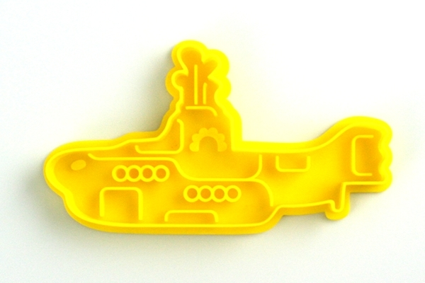 Yellow Submarine in the Kitchen