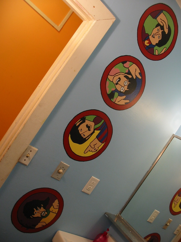 Beatles Bathrooms
