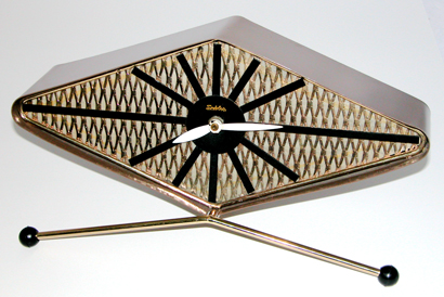 Mid-century Table Clocks