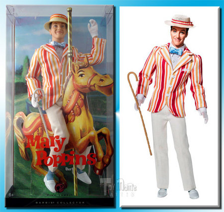 Mary Poppins Barbie