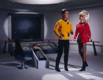 Star Trek Barbie