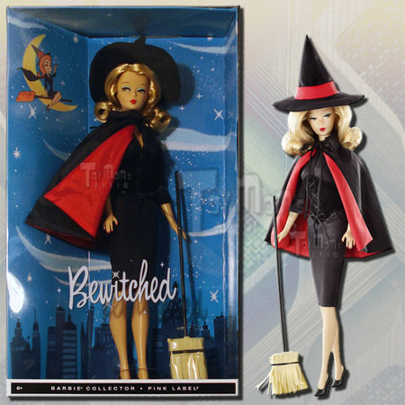 Bewitched, I Love Lucy & I Dream of Jeanie Barbies