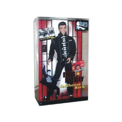 Elvis Barbies