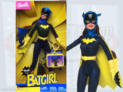 Comic Book Barbies