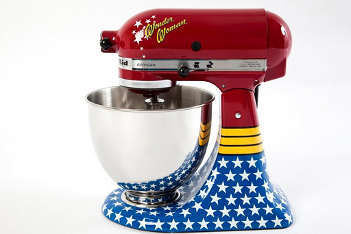 Custom Kitchen Aid Mixers