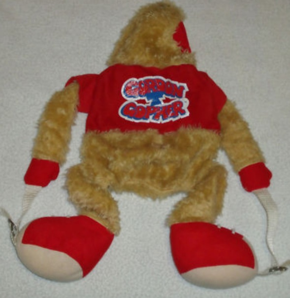 Gordon the Gopher Sleeping Bag, Backpack & More