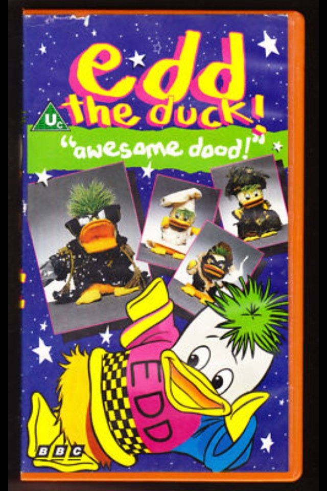 Edd The Duck Amiga Game