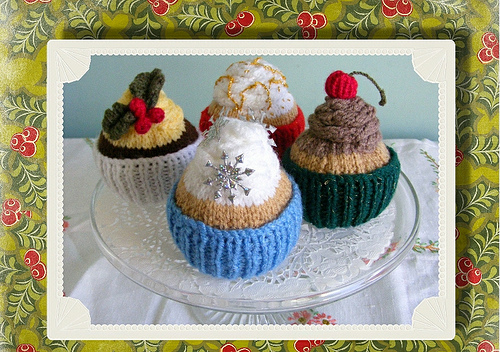 Knitted Christmas Dinner