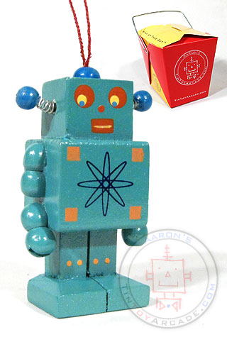 A Robotic Christmas