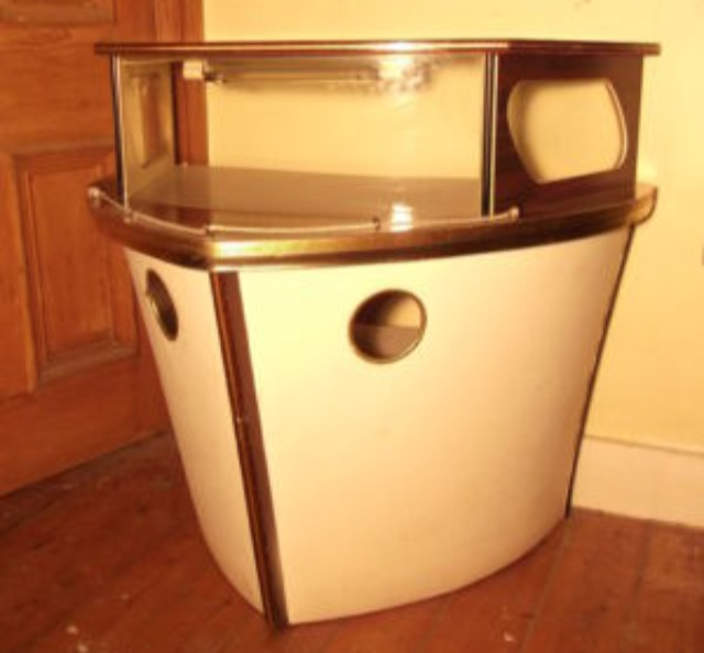 Classic Retro Home Cocktail Bars on EBay NOW