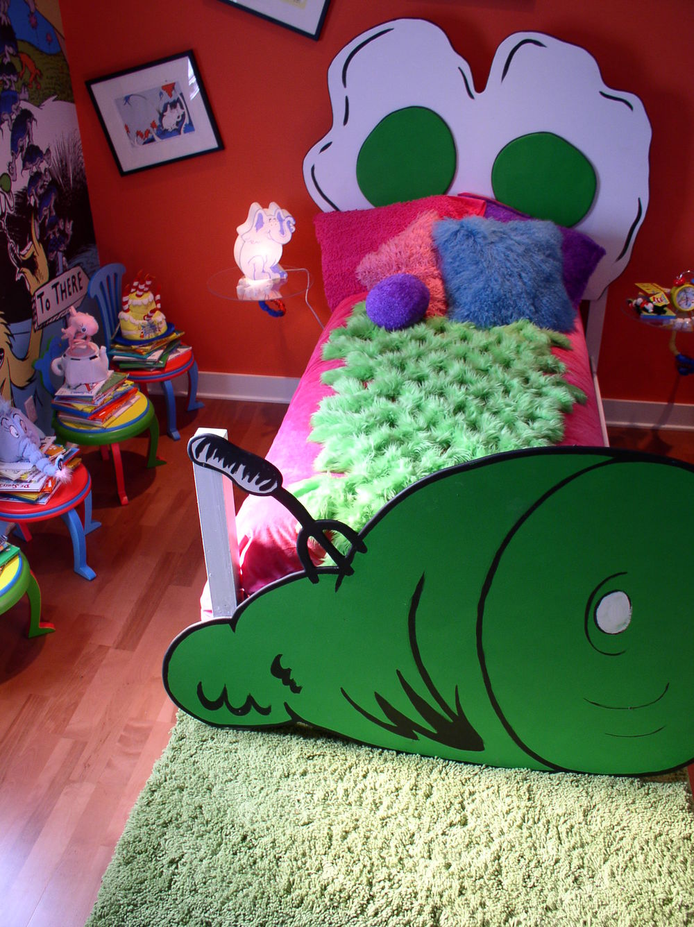 Dr. Seuss Inspired Furniture
