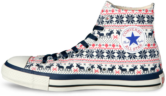 f63eaa73e2a I want Christmas Converse! — The World of Kitsch