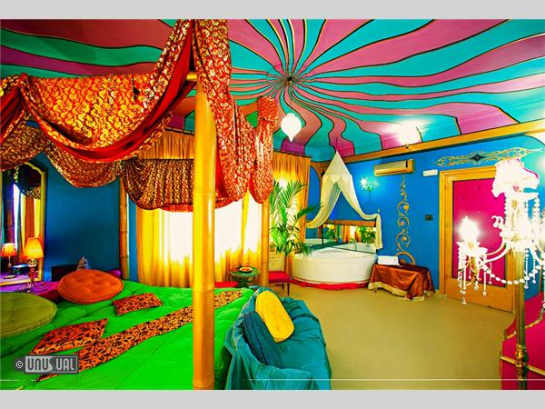 Insane Quirky Kitsch Hotel