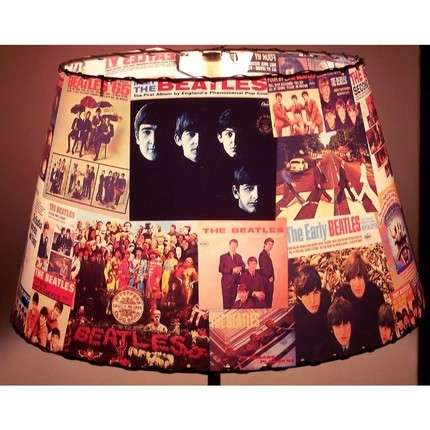 Beatles Lamps