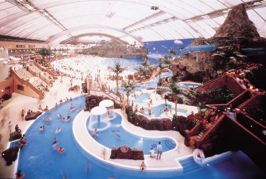 Indoor Beach