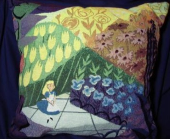 Mary Blair Disney Cushions