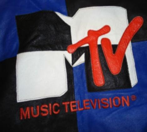 Disgusting 1990's MTV Jacket